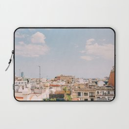Barcelona Rooftops Laptop Sleeve