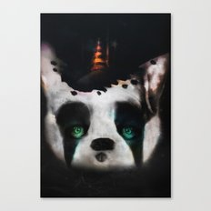 Dog ( Capalau) Canvas Print