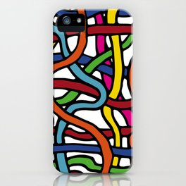 Pattern_1 iPhone Case
