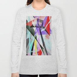 Abstract 5378 Long Sleeve T-shirt