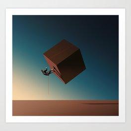 A Pointless Endeavor Art Print