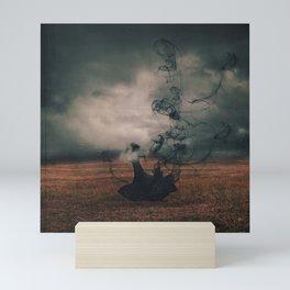 The Dissipate Mini Art Print