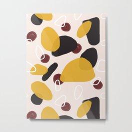 Abstract Fall I #society6 #abstractart Metal Print