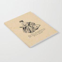 Lousia May Alcott - Good Books Notebook