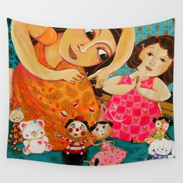 """""""My Mom Is Fun"""" Wall Tapestry"""