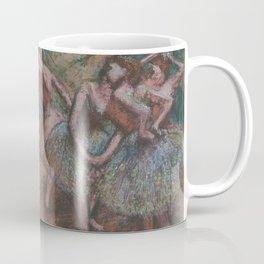 Edgar Degas - Ballet Scene Coffee Mug