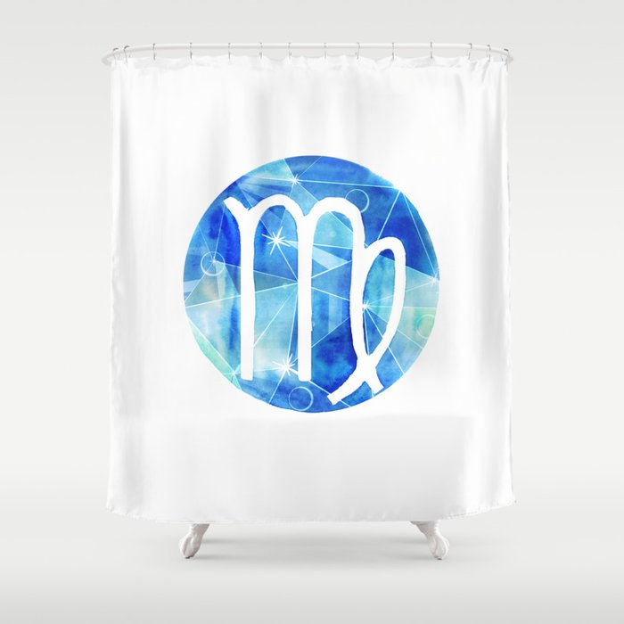 Sign Of The Zodiac Shower Curtain