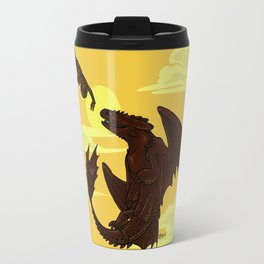 Flip Travel Mug