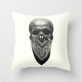 Original Gangsta Throw Pillow