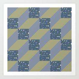 CubesVII/ Art Print