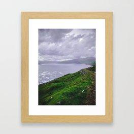 Faroe islands Framed Art Print