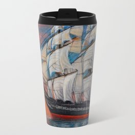 Sailing ship Travel Mug