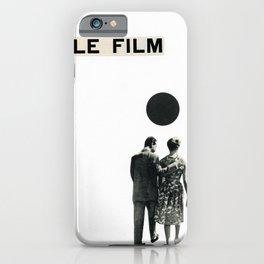 Le Film iPhone Case