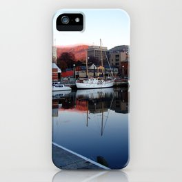 Serenity Floats iPhone Case
