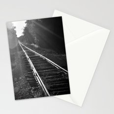 Down the Line Stationery Cards