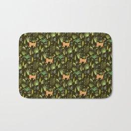 Jungle Cats Bath Mat