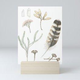 Nature Study One Mini Art Print