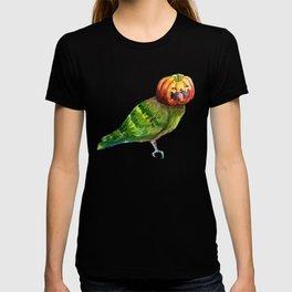 pumpkin lovebird T-shirt