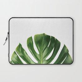 Monstera Clean Laptop Sleeve