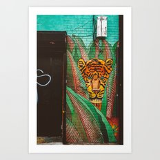 Brooklyn Jungle Art Print