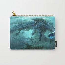 Blue Dragon v2 Carry-All Pouch