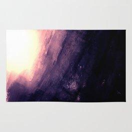 Monolithic - textured rock Rug