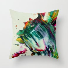 ...untitled... Throw Pillow