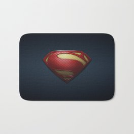 SUPERMAN Bath Mat