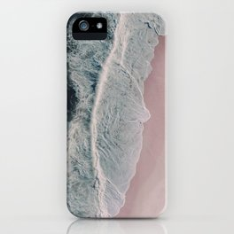 Sands of Cameo Pink iPhone Case