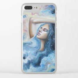 Midsummer Night's Dream Clear iPhone Case