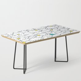 A Cloudy Night Coffee Table