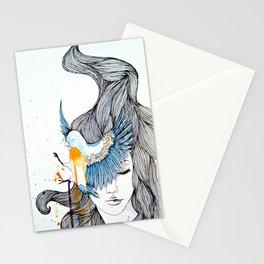 Bird Eye Stationery Cards
