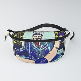 Gentlemen's Lounge Fanny Pack