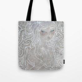 Young Medusa Tote Bag