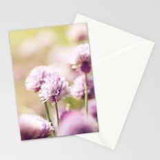 Allium Schoenoprasum Stationery Cards