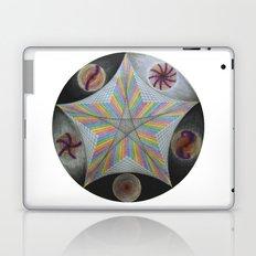 Galactic Pentagram (ANALOG zine) Laptop & iPad Skin