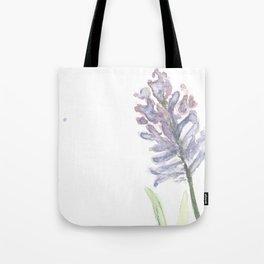 Hyacinth | Sonbol Tote Bag