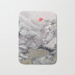 Alpine Moon Bath Mat