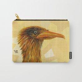 The Smug Crane Carry-All Pouch
