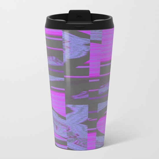 Virus 1.A Metal Travel Mug