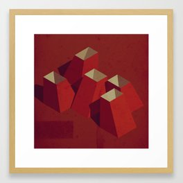 Lab 64 Framed Art Print