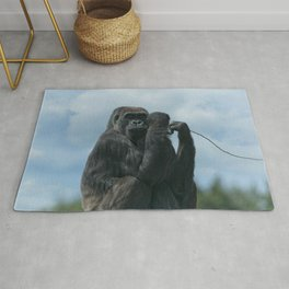 Asante The Gorilla Rug