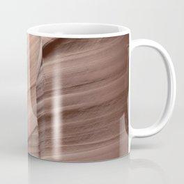 Movement in Lower Antelope Canyon Coffee Mug