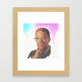 Any Means Framed Art Print