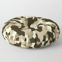 Pix Camo Sand Floor Pillow