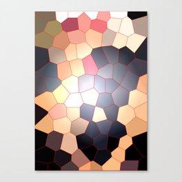 Beautiful tiles Canvas Print