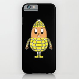 Peanut Egg iPhone Case