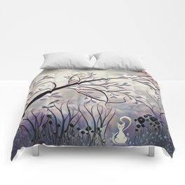 Cattin Around Comforters