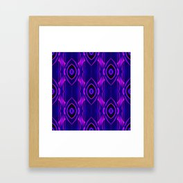 Many doorways in to the Galaxy... Framed Art Print