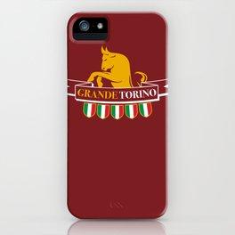 Torino FC iPhone Case